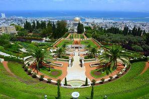 Israel-Tel Aviv, Autotour Israel et la Mer Morte 3*