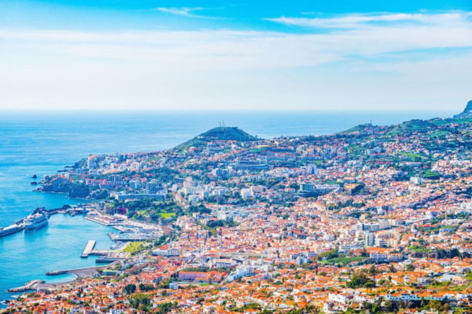 Autotour Madère en Liberté Funchal Madere