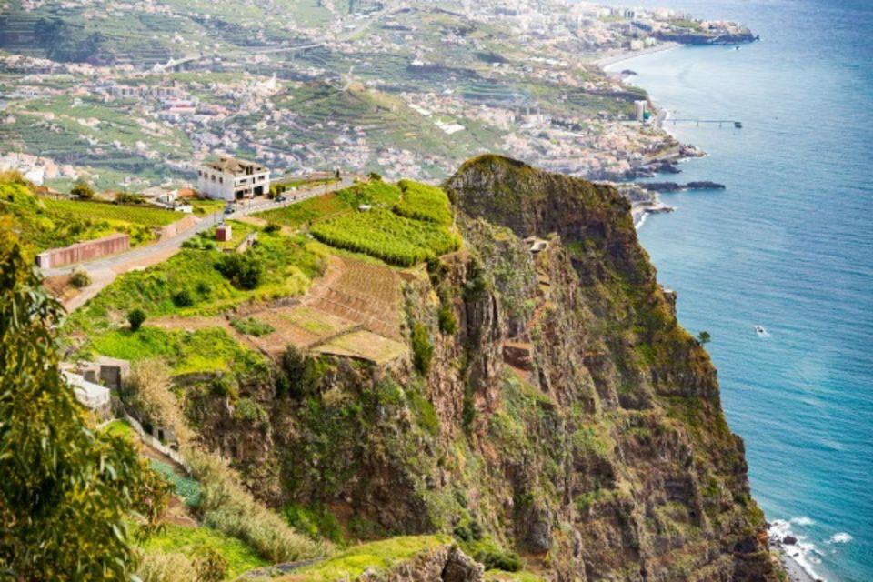 Autotour Sur les Traces de Zarco Funchal Madere