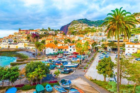 Madère-Funchal, Autotour Madère 3*
