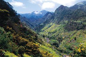 Madère-Funchal, Autotour Sur les traces de Zarco 3*