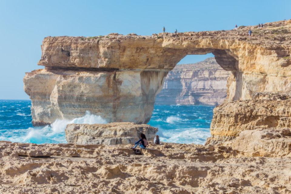 Autotour L'Île Fabuleuse La Valette Malte