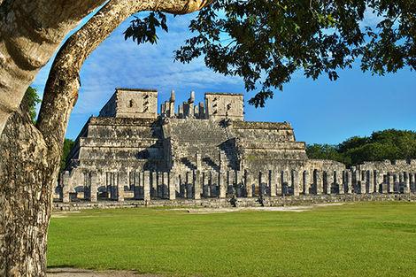 Mexique-Cancun, Autotour Yucatan & Riviera Maya