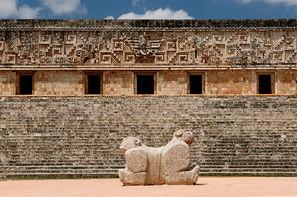Mexique-Cancun, Autotour Route Pucc et plage à Tulum