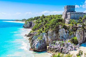Mexique-Cancun, Autotour Mexique