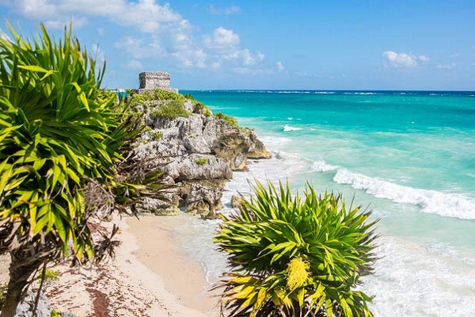 Autotour Panoramas sur le Yucatan & Tulum Cancun & Riviera Maya Mexique
