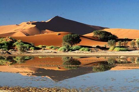 Namibie-Windhoek, Autotour Dunes & Désert de Namibie