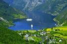 Fjords et Cascades