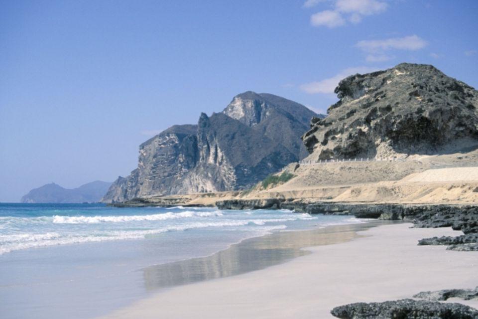Autotour Liberté Omanaise Mascate Oman