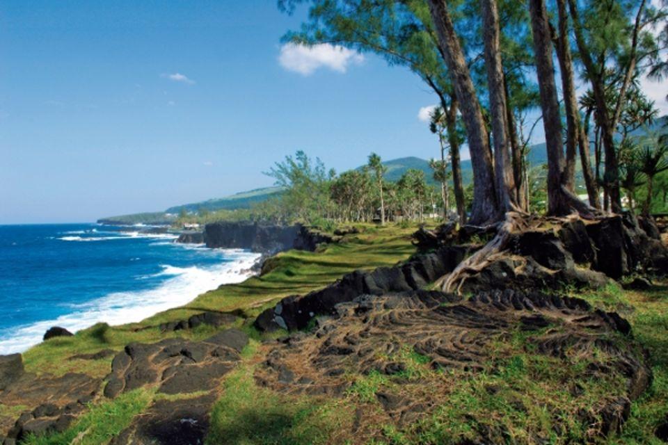 Autotour Découverte 5 nuits Réunion Océan indien et Pacifique Reunion