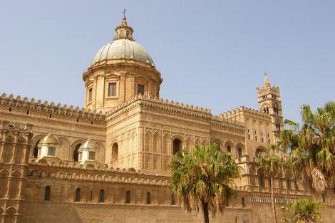 Sicile et Italie du Sud-Catane, Autotour Sicile Baroque 3*