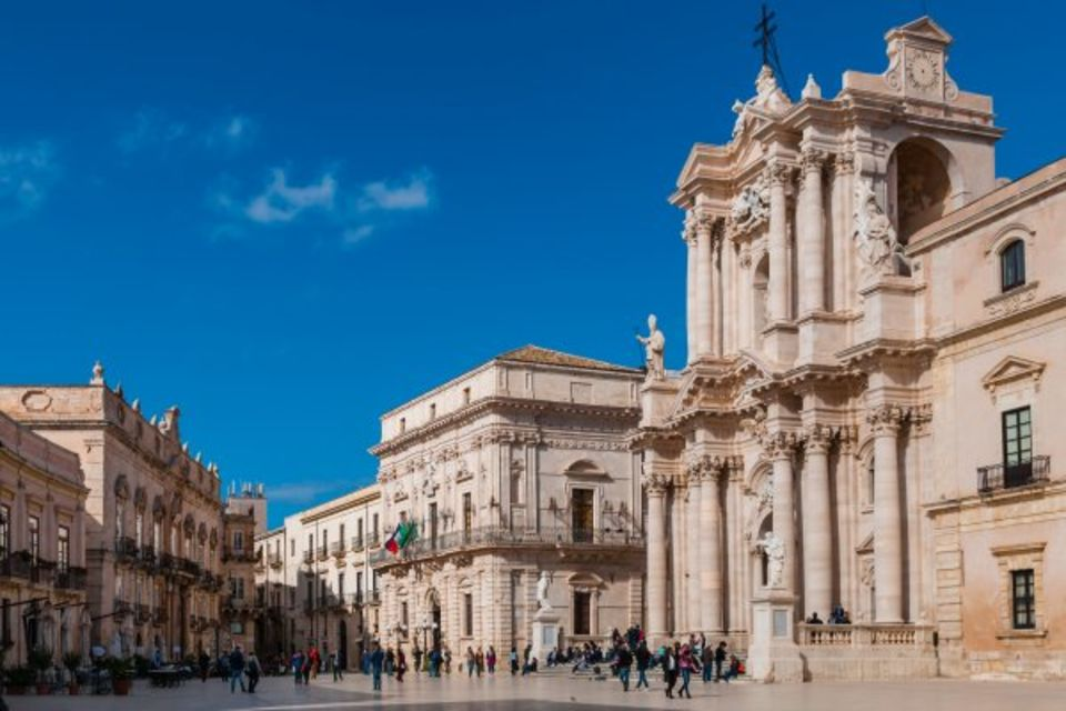 Autotour La Sicile et le baroque Sicile et Italie du Sud Italie