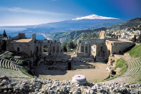 Sicile et Italie du Sud : Autotour Découverte en liberté