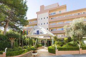 Baleares-Majorque (palma), Hôtel Delfin Mar 4*