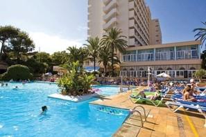 Baleares-Majorque (palma), Hôtel Globales Mimosa Hotel 3*