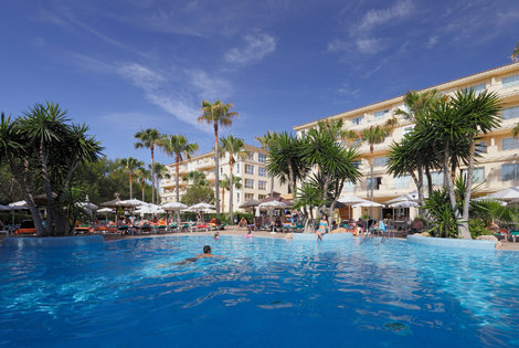 Baleares-Majorque (palma), Hôtel Mar Blau 4*