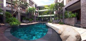 Bali-Denpasar, Hôtel Akana Boutique Hotel 4*