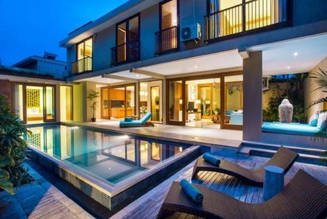 Bali : Hôtel Maca Villas And Spa Umalas