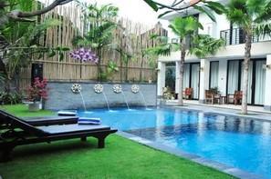 Bali-Denpasar, Hôtel Puri Maharani Boutique 3*