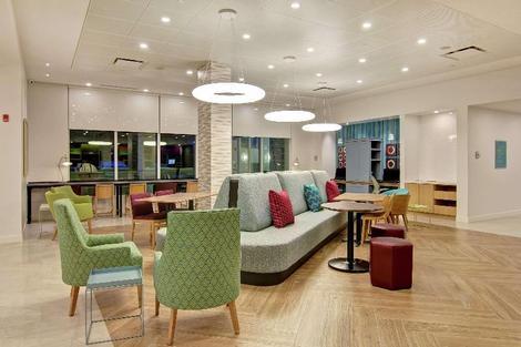 Canada : Hôtel Home2 Suites By Hilton Montreal Dorval