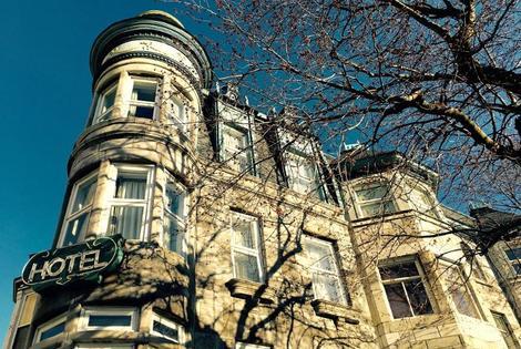 Canada : Hôtel Manoir Sherbrooke