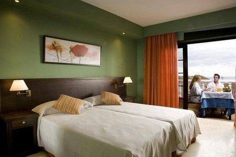 Canaries-Tenerife, Hôtel Grand Hotel Callao 4*