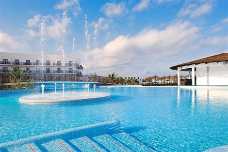 Cap Vert : Hôtel Melia Dunas Beach Resort & Spa