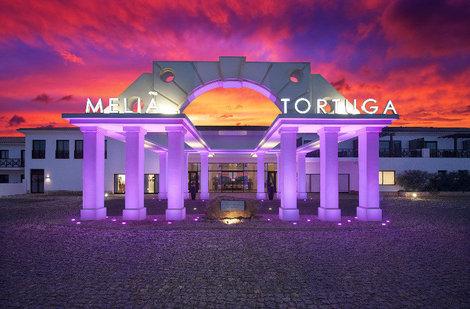 Hôtel Melia Tortuga Beach Resort & Spa Ile de Sal Cap Vert