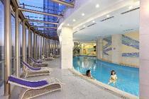 Chine-Pekin, Hôtel Ariva Beijing West Hotel & Serviced Apartment 4*