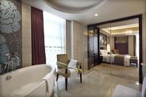 Chine-Pekin, Hôtel Grand Gong Da Jian Guo 4*
