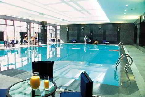 Chine-Pekin, Hôtel Holiday Inn Temple Of Heaven 4*