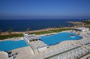Chypre-Larnaca, Hôtel King Evelthon Beach 5*