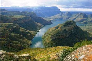 Afrique Du Sud-Johannesbourg, Circuit Merveilles d'Afrique du Sud + Pré-extension Chutes Victoria
