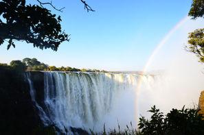 Afrique Du Sud-Le Cap, Circuit Indispensable Afrique du Sud + chutes Victoria