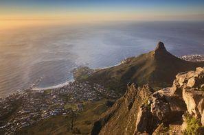 Afrique Du Sud-Le Cap, Circuit Sanibona Africa