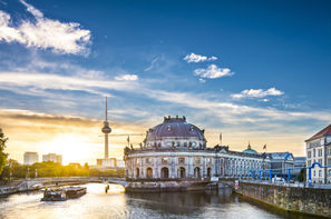 Allemagne-Berlin, Circuit Le Prestigieux Triptyque d'Europe Centrale