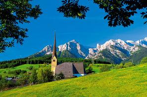 Allemagne-Munich, Circuit Au coeur du Tyrol 3*