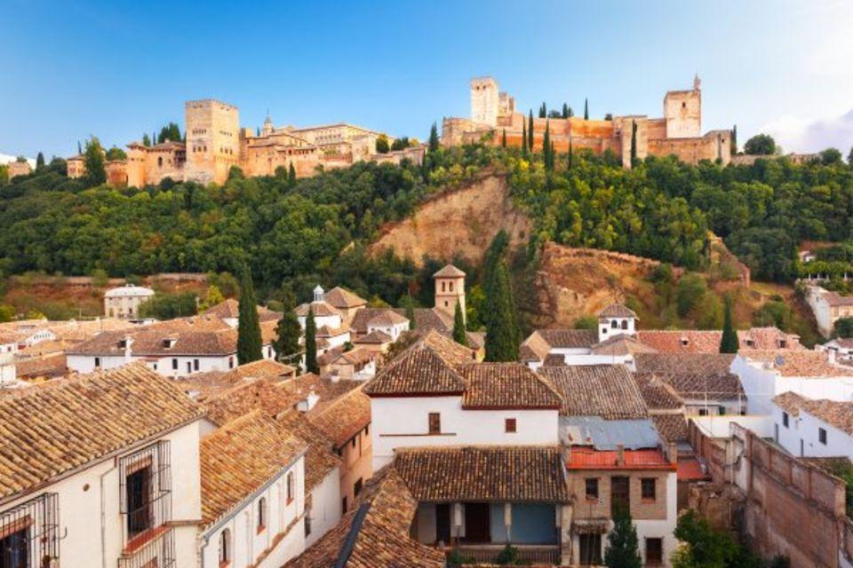 Circuit FRAM Toute l'Andalousie Malaga Andalousie