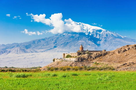 Armenie-Yerevan, Circuit Cap sur l'Arménie 3* sup