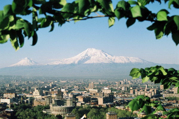 Paysage Circuit Les Trésors de L'Arménie Yerevan Armenie
