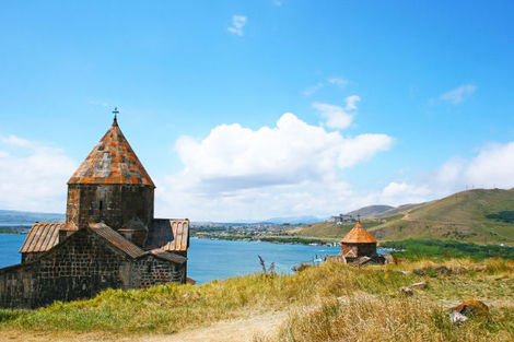 Armenie-Yerevan, Circuit Magie de l'Arménie 3*