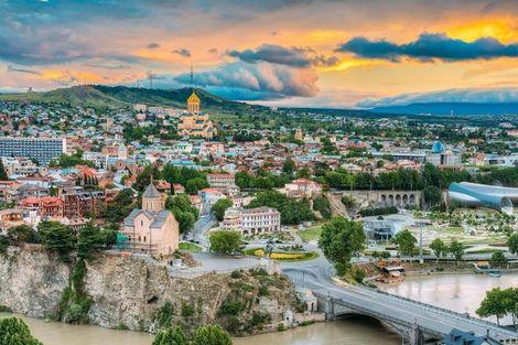 Armenie-Yerevan, Circuit Mystères d'Arménie et de Géorgie 3*