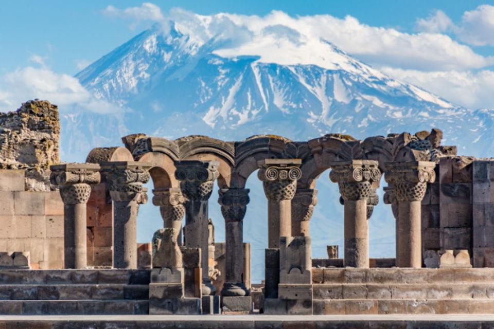 Circuit Magie de l'Arménie Yerevan Armenie