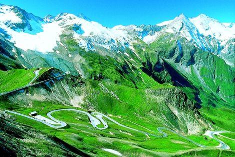 Autriche-Innsbruck, Circuit Grand Tour d'Autriche 3*