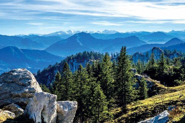 Autriche : Circuit Tyrol et Bavière
