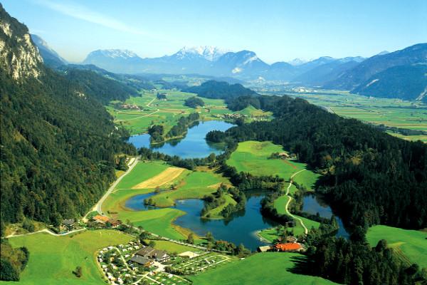 Paysage Autrichien Circuit Au coeur du Tyrol3* Salzbourg Autriche