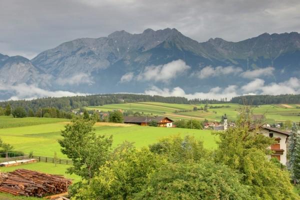 Paysage autour d'Innsbruck Circuit Au coeur de l'Autriche3* Vienne Autriche
