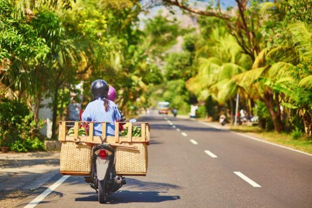 Bali : Circuit FRAM Balade à Bali