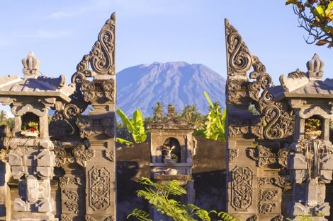 Bali-Denpasar, Circuit 3* charme & séjour au Away Bali Legian Camakila 4*