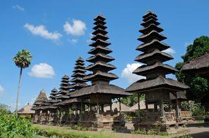 Bali-Denpasar, Circuit Jardin d'Eden 3* Charme + Fontana 4*